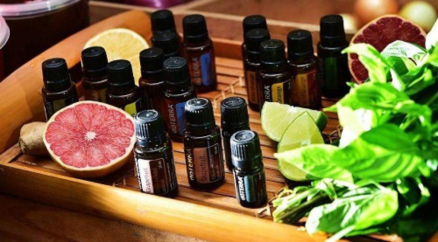 Tinh dầu thơm – Những vật dụng cần thiết nên có trong phòng tắm