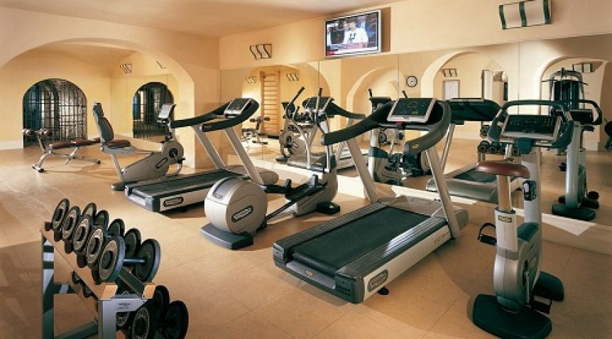 Khử mùi, làm mới không gian phòng Gym
