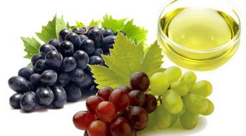 6 lý do nên chọn tinh dầu hạt nho làm đẹp