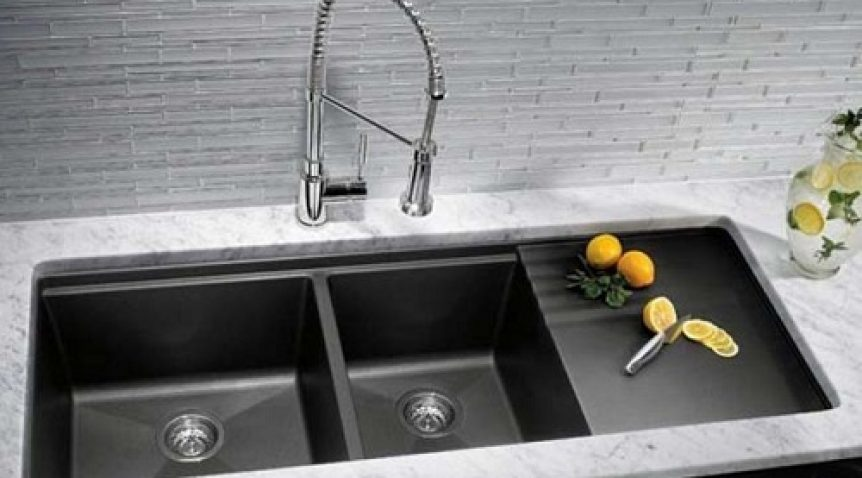 Chia sẻ mẹo khử mùi bồn rửa bát đơn giản, hiệu quả