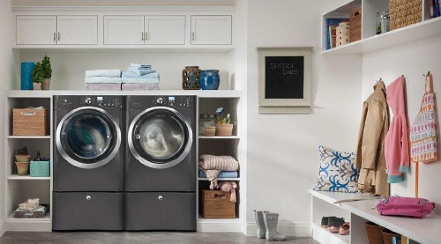 Mẹo khử mùi máy giặt hiệu quả nhanh chóng