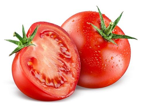 trị mụn đầu đen bằng cà chua