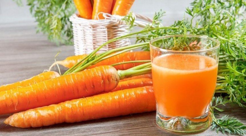 Tự làm mặt nạ trị nám da bằng cà rốt ngay tại nhà
