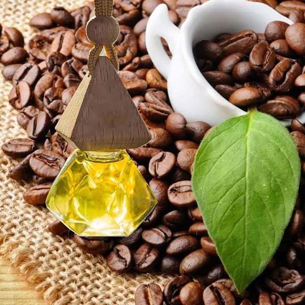 Tinh dầu treo xe coffee