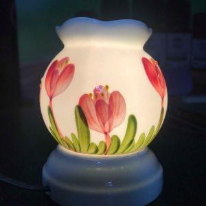Đèn hoa tuy líp dáng lựu