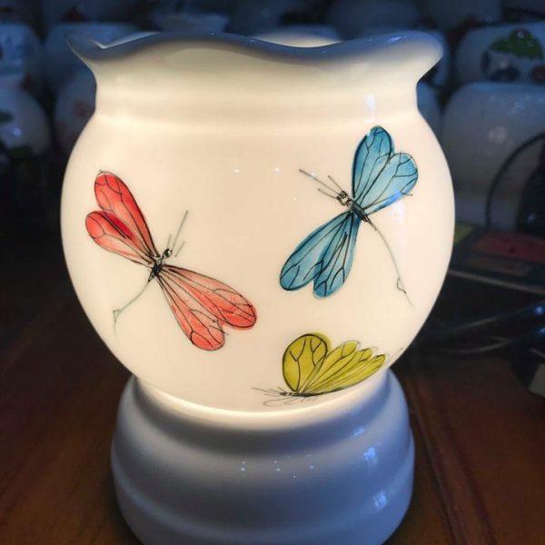 Đèn vẽ con chuồn chuồn