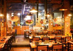 Khử mùi đồ ăn quán nướng bằng tinh dầu thiên nhiên