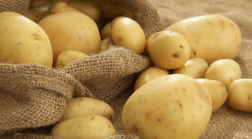 Trị mụn cám bằng khoai tây như thế nào?