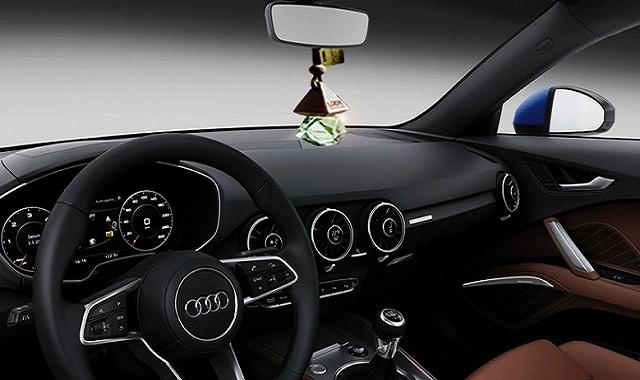 Khử mùi xe ô tô